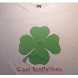Tee shirt Saint Patrick