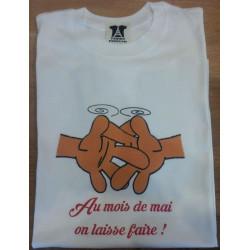 Tshirt de mai